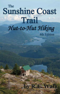 Hut To Hut Hiking Book Advertisment