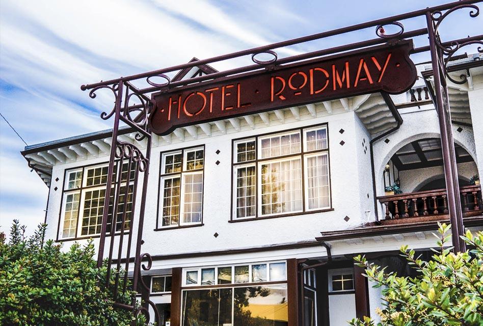 Rodmay Hotel Exterior