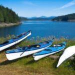 Kayaking Desolation Sound