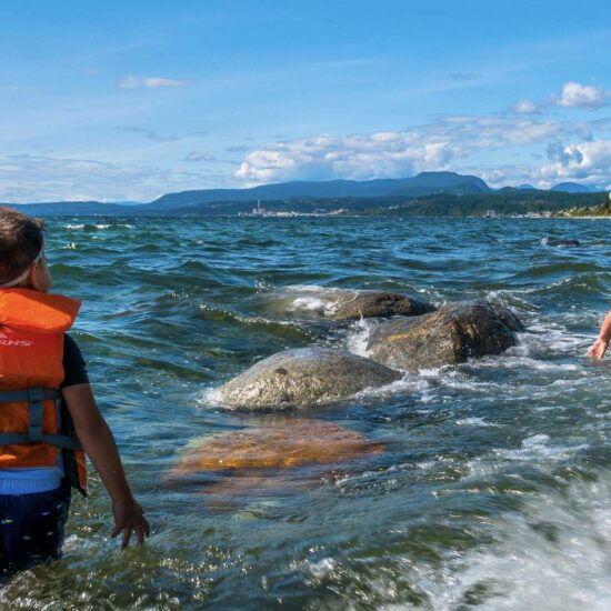 Powell River Swimming