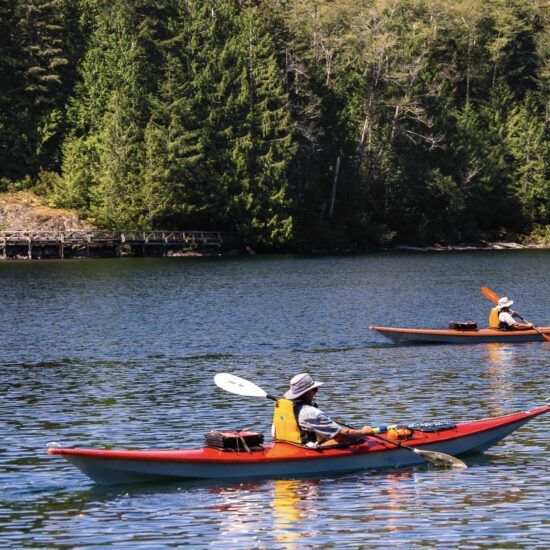 Powell River Canoes