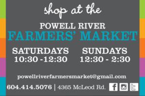 Powell River Farmers' Market